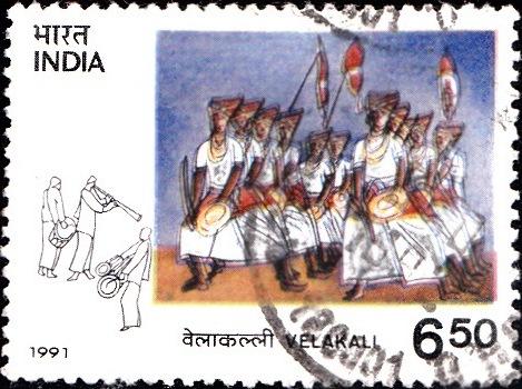 വേലകളി : Traditional Martial Dance of Kerala