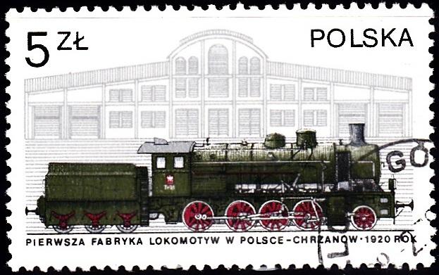 7. Tr21 & Chrzanow factory [Locomotives in Poland]