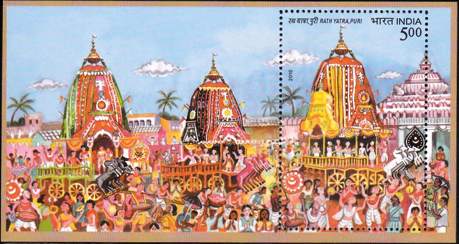 Nandighosha (ନନ୍ଦିଘୋଷ), Taladhwaja (ତାଳଧ୍ୱଜ) and Darpadalana(ଦର୍ପଦଳନ)