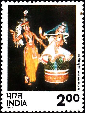 मणिपुरी नृत्य