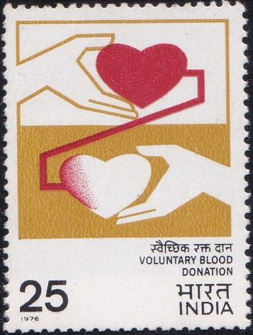 Blood Donor and Receiver