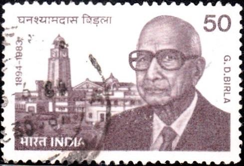 GD Birla (घनश्यामदास बिड़ला) : Birla Institute of Technology & Science, Pilani