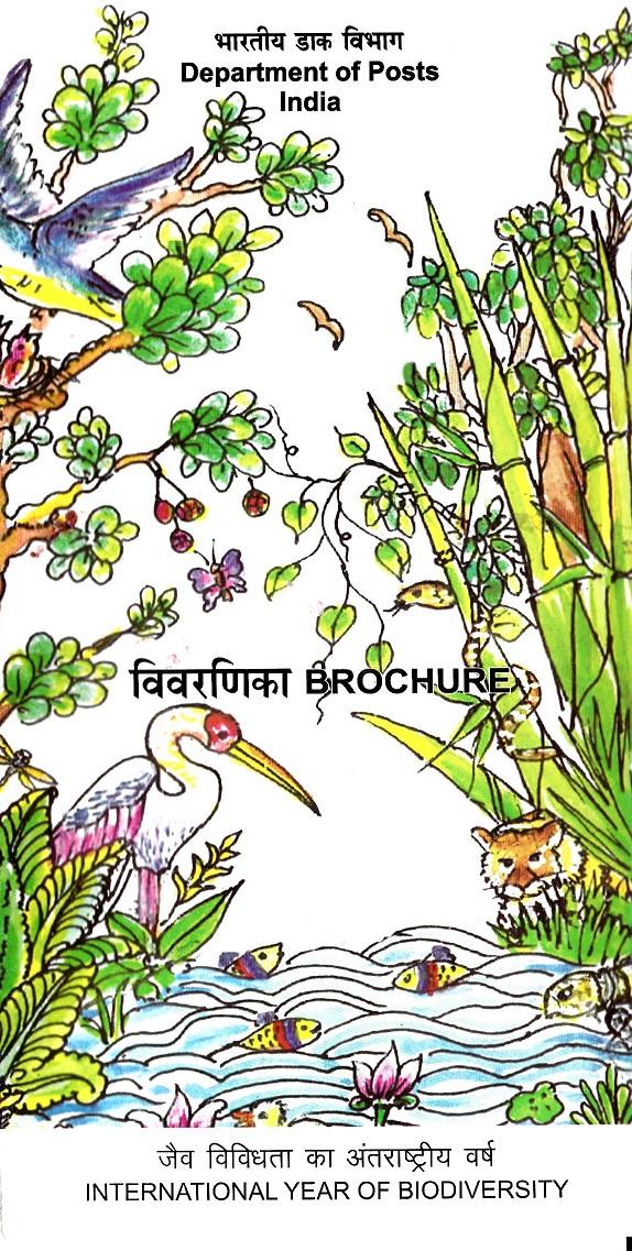 Biodiversity is love. Biodiversity is life