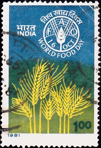 W.F.D. Emblem and Wheat