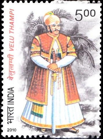 Velayudhan Chempakaraman Thampi : Kingdom of Travancore