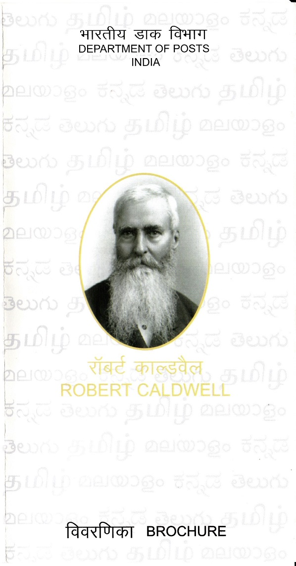 Irish Christian Missionary Bishop in South India