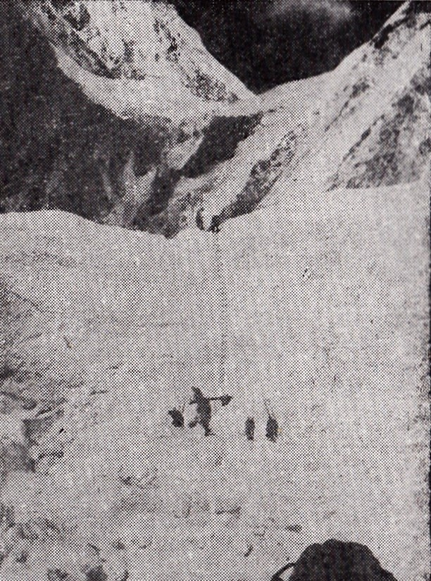 1965 : Indian Everest Ascent