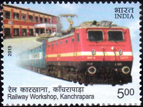 Indian Railways : Loco Complex and Carriage Complex