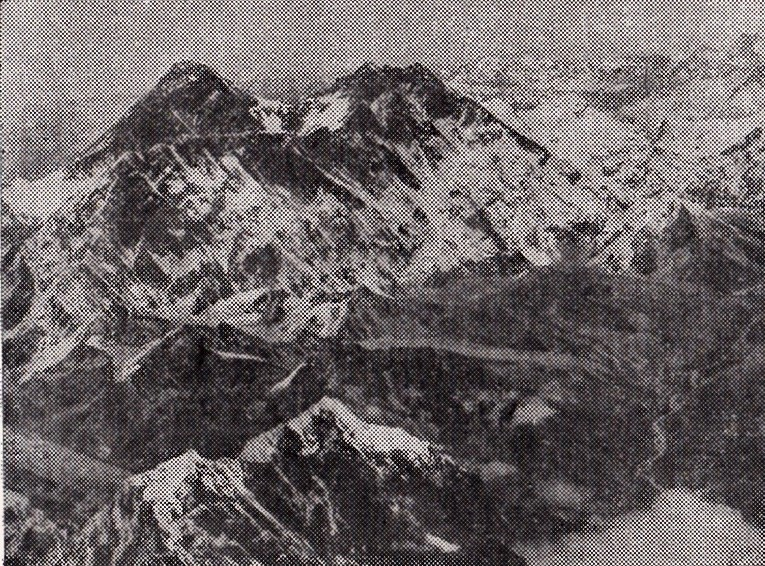 Sagarmatha (Chomolungma): Earth's Highest Mountain (above sea level)