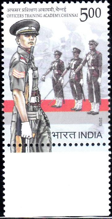 OTA Chennai : Indian Army in Training
