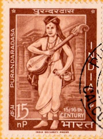 ಪುರಂದರ ದಾಸ (पुरन्दर दास)
