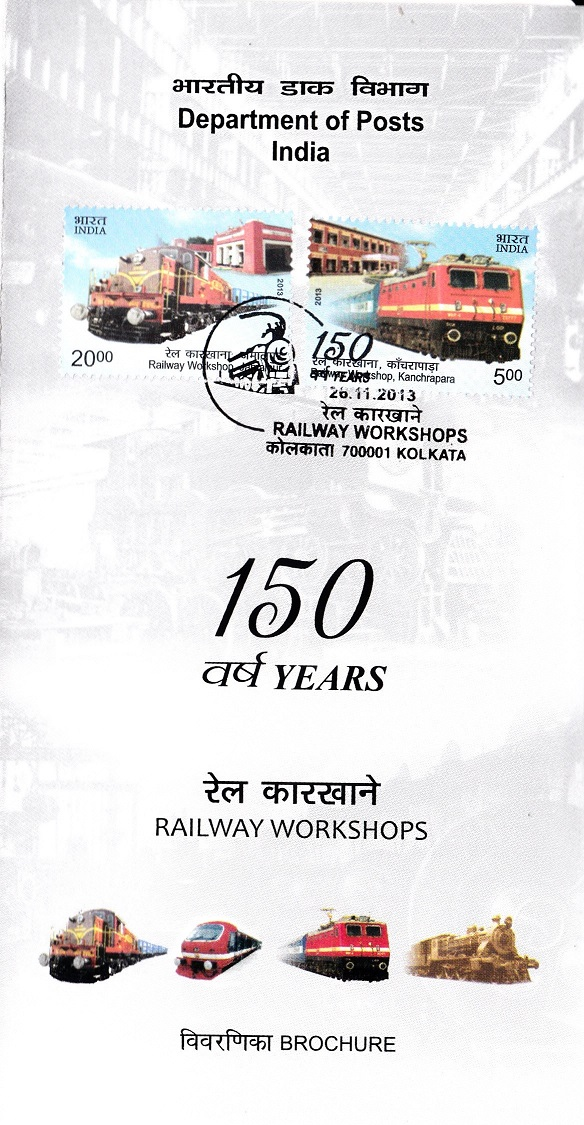 Production Units and Workshops of Indian Railways