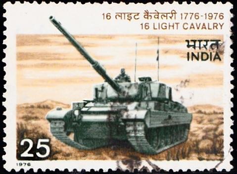 Vijayanta : Indian battle tank