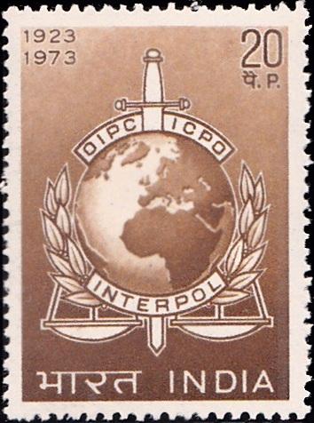 International Criminal Police Organization (ICPO)