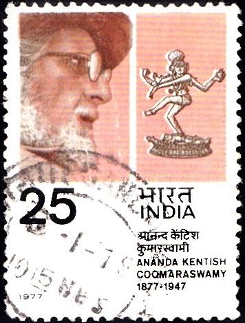 Ananda Kentish Muthu Coomaraswamy (ஆனந்த குமாரசுவாமி)