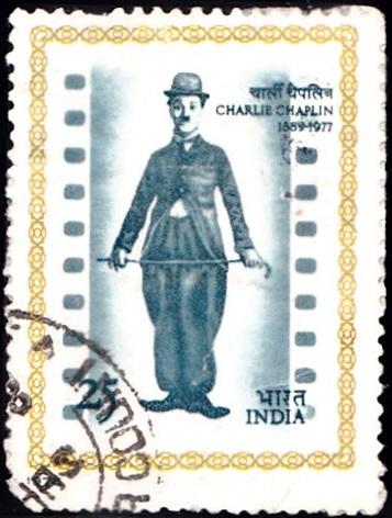 Sir Charles Spencer Chaplin : Silent Movie Comic Actor