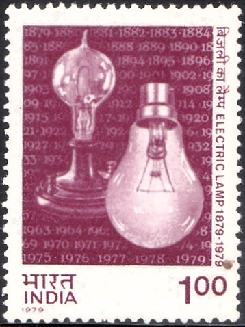 Early and Modern Light Bulb