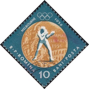 1 Gold Medal, Boxing [Romania's gold medals in 1956, 1960 Olympics]