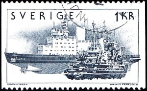 1098 Ice Breakers Tor and Atle [Swedish Shipping Industry]