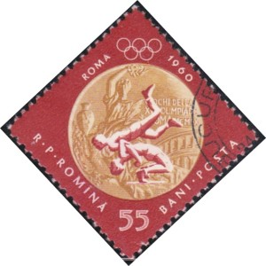 4 Wrestling [Romania's gold medals in 1956, 1960 Olympics]