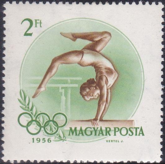 7 Gymnastics [Olympic Games 1956, Melbourne]