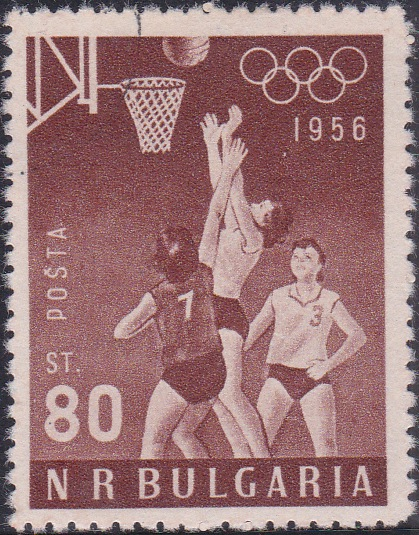 944 Basketball [Olympic Games 1956, Melbourne]