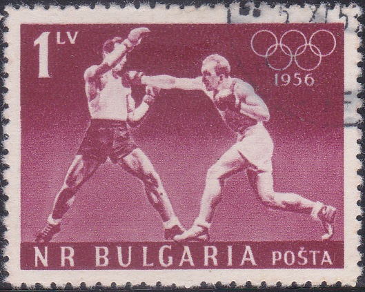 945 Boxing [Olympic Games 1956, Melbourne]