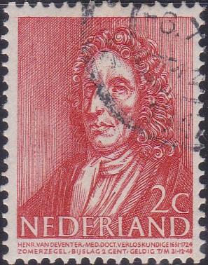 B175 Dr. Hendrik van Deventer [Netherland Semi-Postal Stamp]