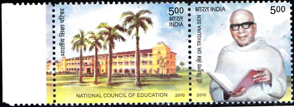 First Vice-Chancellor of Jadavpur University and Banaras Hindu University