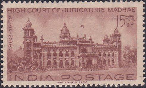 Madras High Court, Chennai
