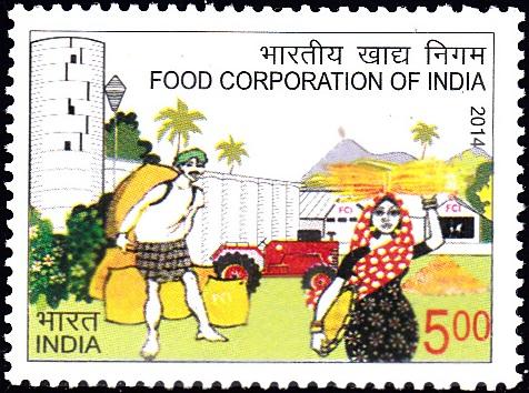 FCI : भारतीय खाद्य निगम