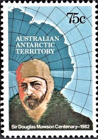Sole survivor of Far Eastern Party Australasian Antarctic Expedition