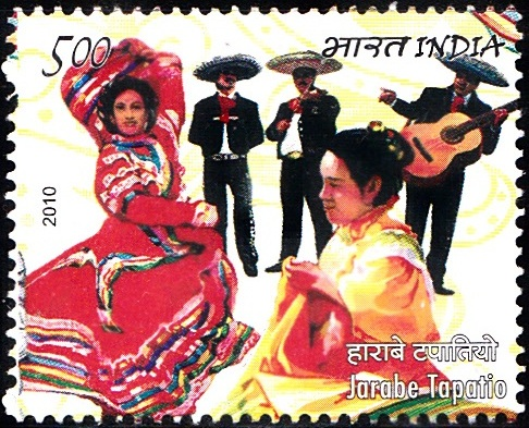 Jarabe Tapatío : National Dance of Mexico