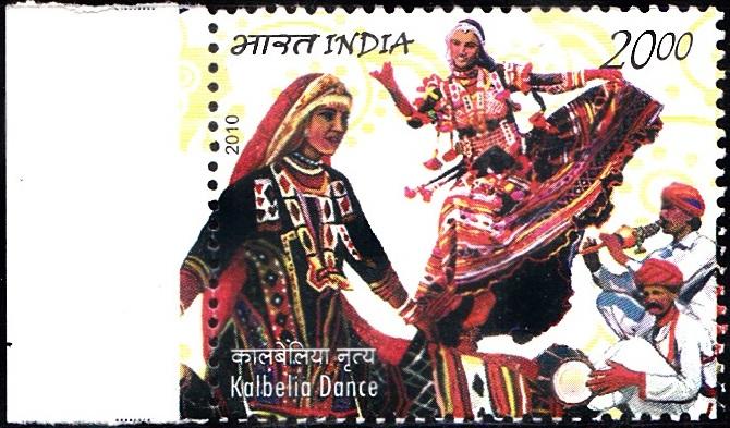 Kabeliya : Indian folk dance from Rajasthan
