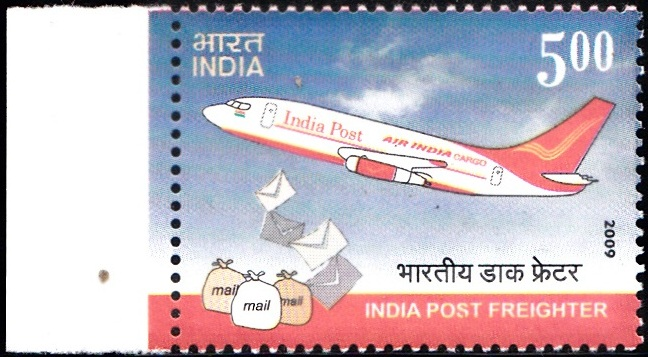 First Dedicated Freighter Aircraft : Air India