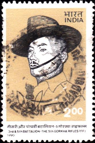 Gorkha Soldier