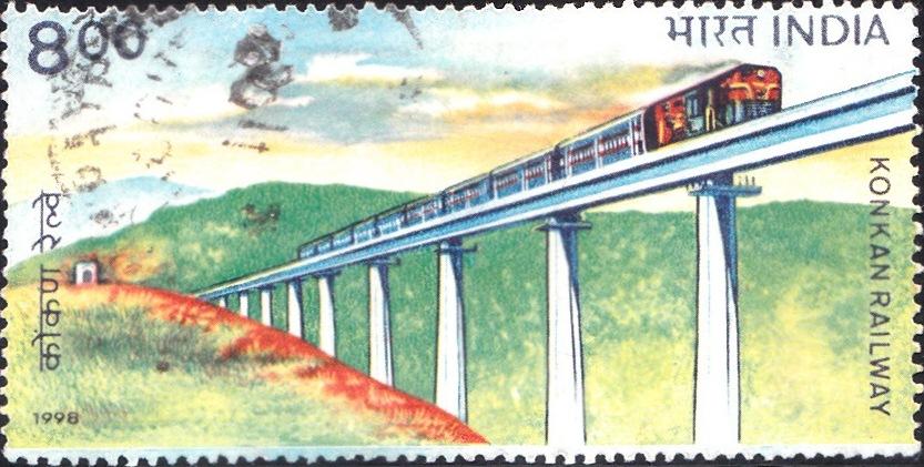 कोंकण रेलवे, भारतीय रेलवे