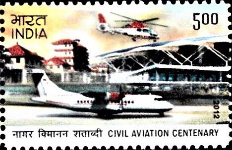 Indian Civil Aviation Centenary