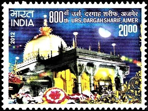Ajmer Sharif Dargah : Indian Sufi Shrine