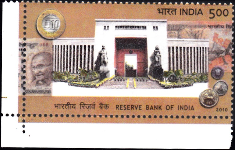 RBI : Controls issuance & supply of Indian Rupee