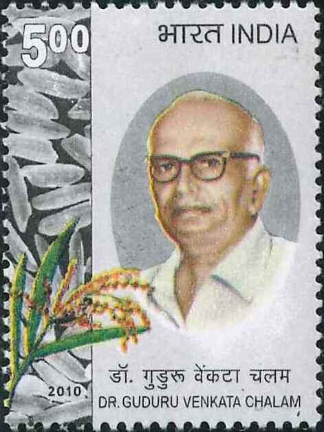 G. V. Chalam : Pioneer of Green Revolution