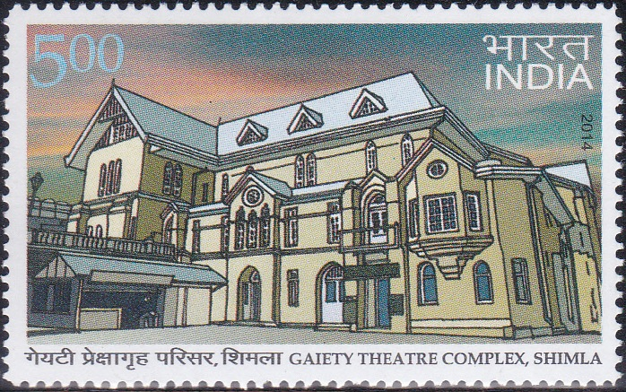 Gaiety Heritage Cultural Complex, Simla