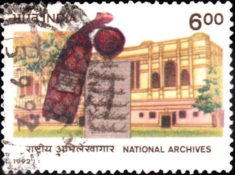 National Archives of India (NAI)