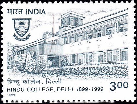 Hindu College University Of Delhi