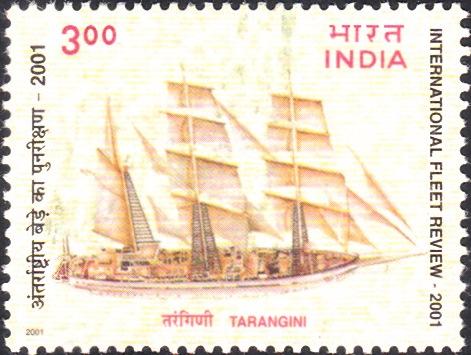 Tarangini (Sail Training Ship, IN)