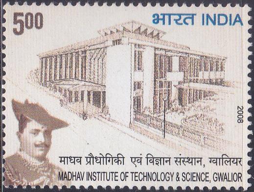 Maharaja Jivajirao Scindia and MITS