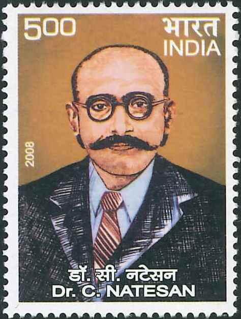 Natesa Mudaliar : Dravidian Movement