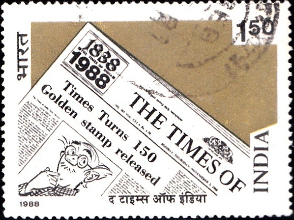 Indian English-language daily newspaper (The Times Group)