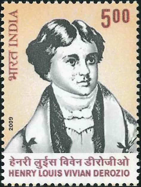 Henry Derozio (हेनरी लुई विवियन डिरोजिओ) : Young Bengal