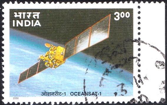 OceanSat-1 (IRS-P4) : first Indian satellite